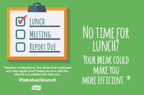 Checklist: Take Back Lunch