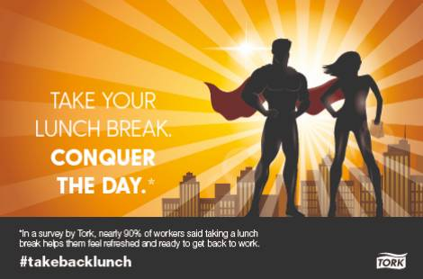 Heros: Take Back Lunch