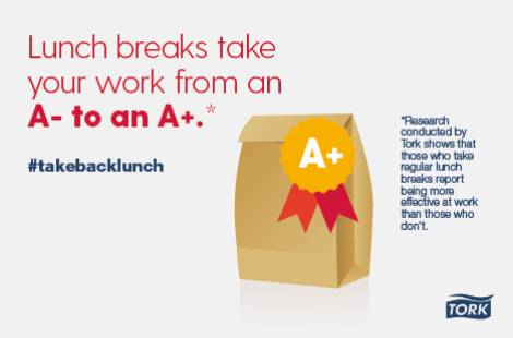 Lunchbag: Take Back Lunch