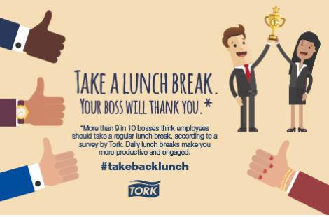 Trophy: Take Back Lunch
