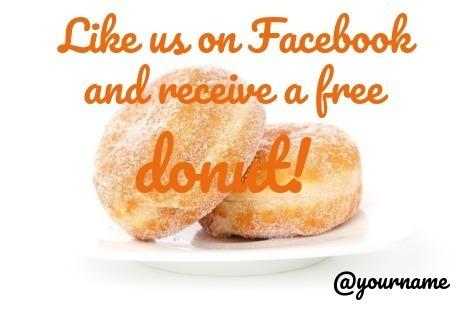 Donut Offer