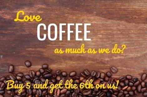 Kaffeeangebot