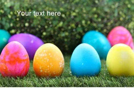 Huevos (de pascuas)